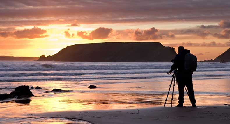 Photography courses with gift vouchers